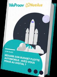 Couverture livre blanc Réduire son budget flotte auto : avez-vous pensé au digital ?