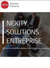 Couverture Nexity Solution Entreprise