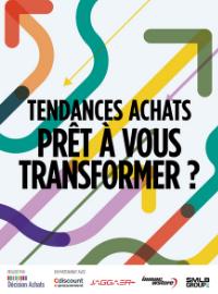 Couverture Les Tendances Achats