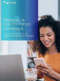 Couverture Repenser la  transformation  numérique.