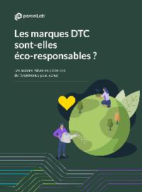 Couverture livre blanc Les pratiques éco-responsables des marques DTC lors de la phase post-achat