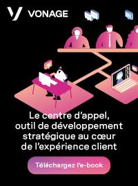 Couverture Centre d'appel & expérience client