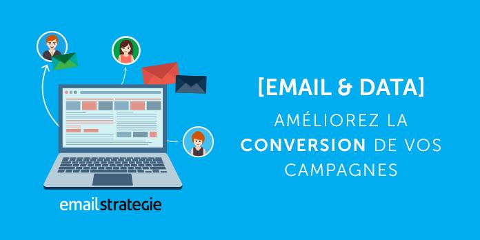 Email et Data Marketing : tirez profit de vos données