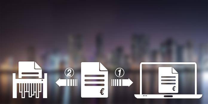 Numérisation: les conditions à suivre pour jeter définitivement vos factures