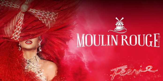 Offrez-vous une soirée spectaculaire au Moulin Rouge !