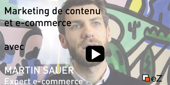 """Le marketing de contenu primordial en B2B"" - Interview de Martin Sauer"