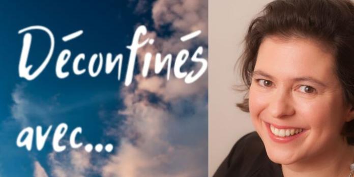 DECONFINES AVEC… VIOLAINE DEGAS - CONDE NAST FRANCE