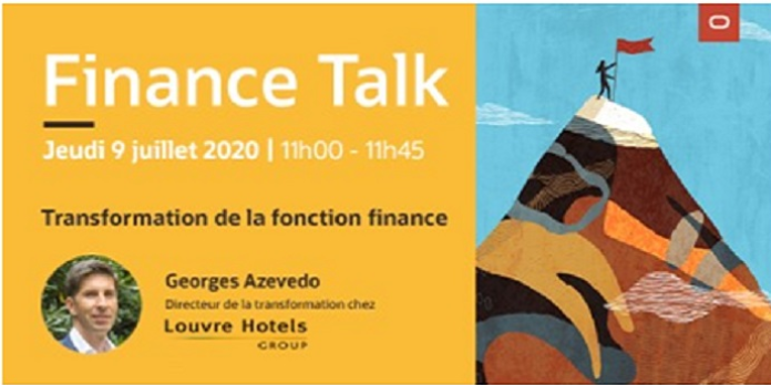 Transformation de la fonction finance : témoignage de Louvre Hôtels Group