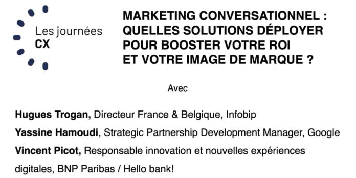 Marketing conversationnel : quelles solutions déployer pour booster votre ROI et votre image de marque ?