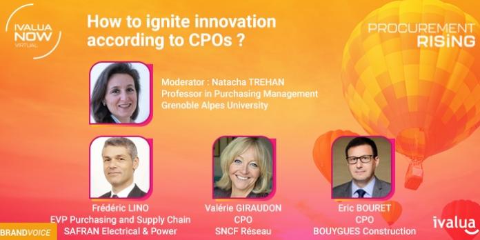 La crise Covid : accélérateur d'innovation ! Quelles sont les approches des Directeurs Achats ?