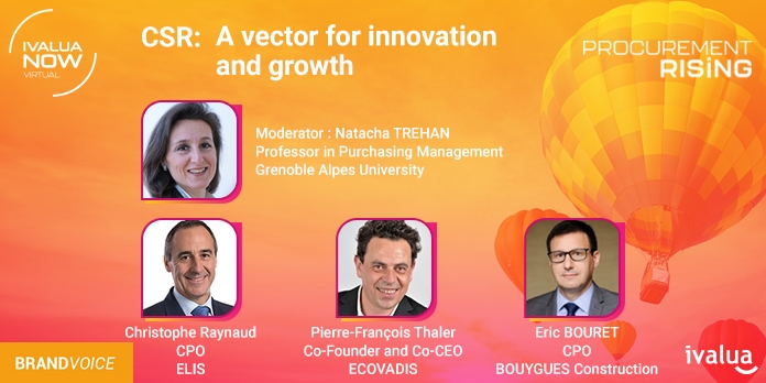 RSE: un vecteur d'innovation et de croissance