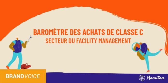[INFOGRAPHIE] Secteur du Facility Management : quelle gestion des achats de classe C ?