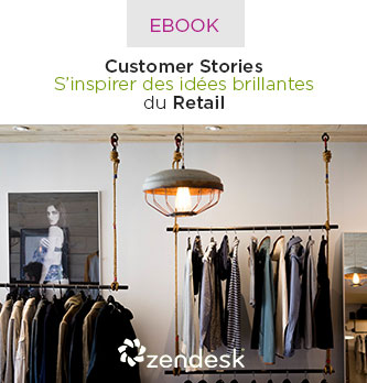 Ebook Customer Stories : s'inspirer des idées brillantes du Retail