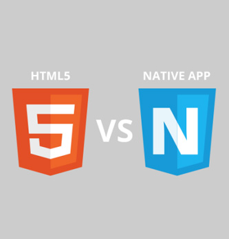HTML5 vs Application Native – ce qu'il faut savoir pour vous aider à décider