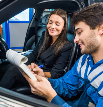 Infographie | Baromètre Relation Client des centres auto