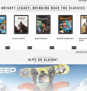Comment Ubisoft a boosté son site de e-commerce