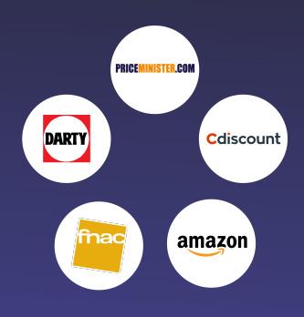 Les 5 meilleurs sites e-commerce pour vendre vos produits électroniques