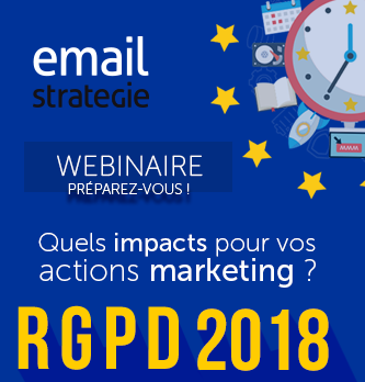 RGPD 2018 : Quels impacts sur vos actions marketing ?
