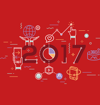 Le Digital en 2017 - Les prédictions des experts