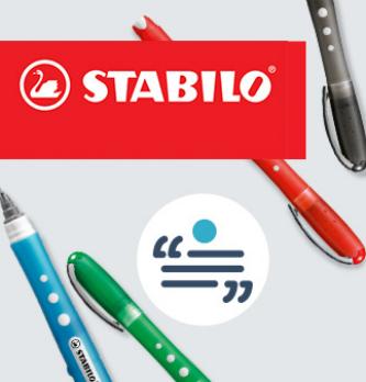 STABILO booste sa notoriété en BtoB avec une stratégie marketing multicanal