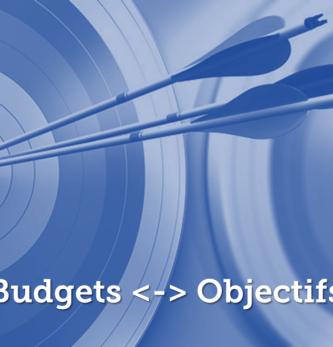 Garantir l'alignement du budget avec les objectifs de l'entreprise