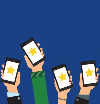 Fournissez un contenu de qualité et sécurisez vos données grâce aux applications mobiles