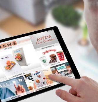 Digitalisation : Les commerciaux d'Aryzta passent à l'action