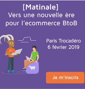 [Matinale] Vers une nouvelle ère pour l'ecommerce BtoB