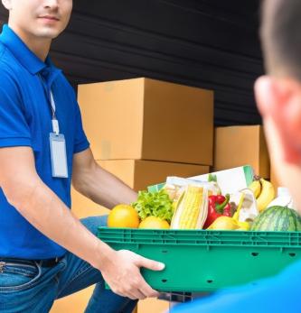 5 initiatives de livraison alimentaire [France]