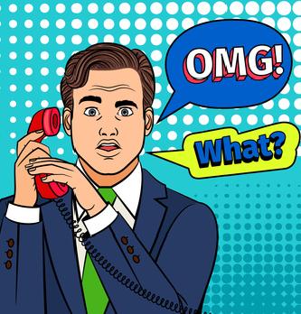 Qu'est-ce qu'un chasseur sachant chasser au téléphone ?