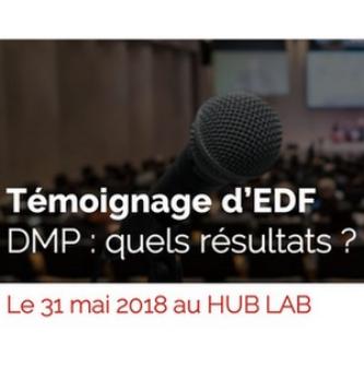 EDF témoigne de son expérience de la DMP Weborama