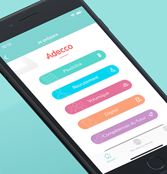Comment The Adecco Group continue d'optimiser son application d'aide à la vente