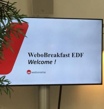 EDF dévoile les premiers résultats  de son usage de la DMP Weborama