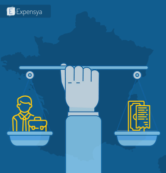 Combien dépense en moyenne un salarié français en notes de frais ?