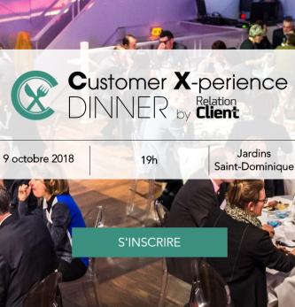 Customer X-perience Dinner