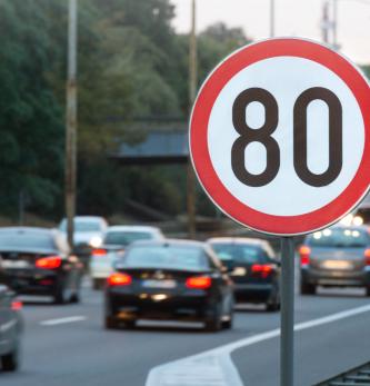 Abaissement de la vitesse à 80 km/h au 1er Juillet :  Comment sensibiliser les salariés à la nouvelle réglementation ?