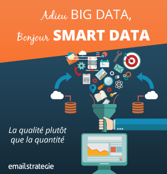 Adieu Big Data, bonjour Smart Data !