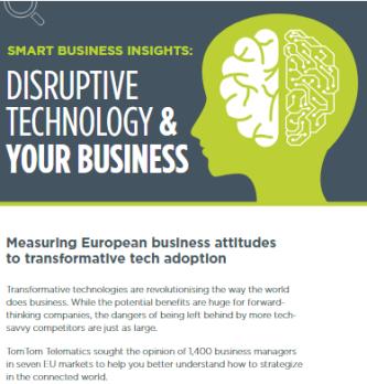 Votre entreprise est-elle précurseur dans l'adoption de nouvelles technologies ?