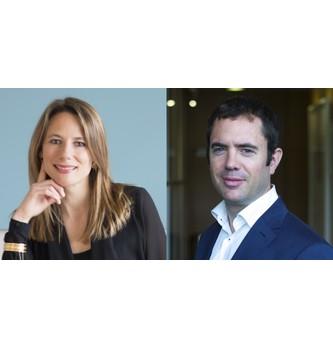 Les enjeux et chantiers de Florence Estra d'Air France et de Samuel Loiseau de PMU