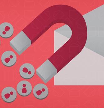 [Infographie Newsletter2Go] 5 astuces pour capturer des emails opt-in 10 fois plus vite