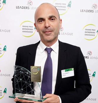 Ivalua remporte le prix 2019 de l'Entrepreneur Français à l'étranger !