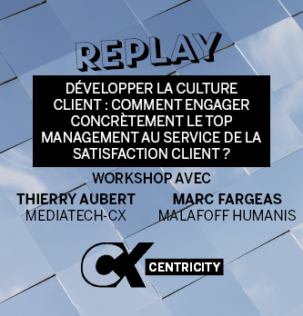 [REPLAY] Développer la culture client : comment engager concrètement le top management au service de la satisfaction cli
