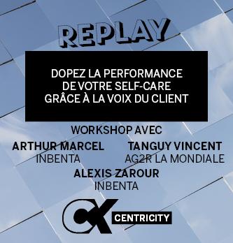 [REPLAY] Dopez la performance de votre self-care grâce à la voix du client