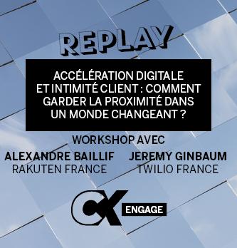 [REPLAY] Accélération digitale et intimité client : comment garder la proximité dans un monde changeant ?
