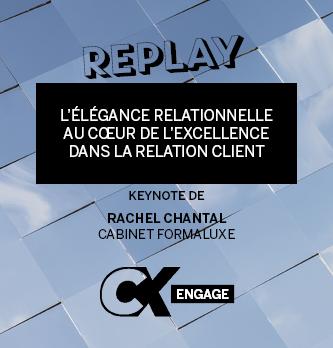 [REPLAY] L'élégance relationnelle au cœur de l'excellence dans la relation client
