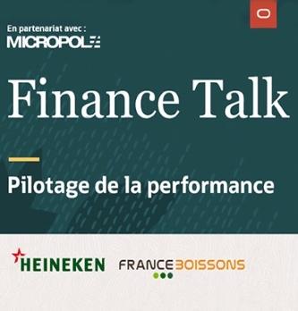Pilotage de la performance avecHeineken et France Boissons