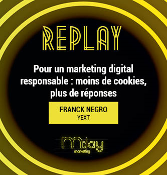 [Replay] Pour un marketing digital responsable : moins de cookies, plus de réponses