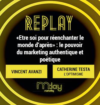 """[Replay] """"Etre soi pour réenchanter le monde d'après"""" : le pouvoir du marketing authentique et poétique"""