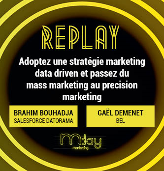 [Replay] Adoptez une stratégie marketing data driven et passez du mass marketing au precision marketing