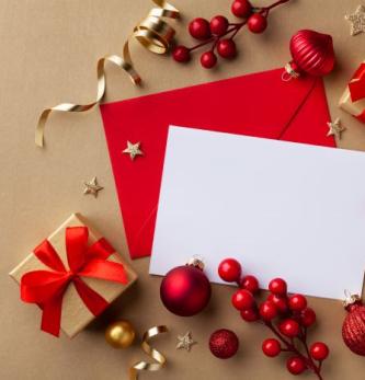 Les 5 pouvoirs de la carte de vœux papier par Sophie Noël, directrice chez Arkéa